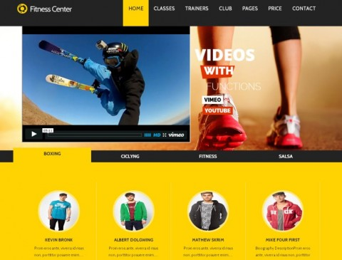 Redwand Ventures Fitness Industry websites